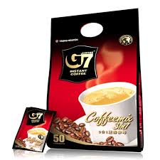 Vietnamese Imports Of Central Plains G7 Coffee Triple Instant That Is Dissolved Fragrant Powder 800g