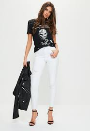 ripped jeans distressed jeans for women missguided