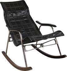Black Leatherette Rocking Chair By Takeshi NII - 1950s - Design Market Folding Rocking Chair Bamboo Made Casual Wood Lounge Llbean Camp Comfort Rocker 2 Pcs Outdoor Garden Patio Chairs Sun Lounger Bowland Adirondack Wooden For Or Taaza Garam Uk Kids High Quality Imported Newborntotoddler Portable Baby Pink Rockergift Toy Fold Up Outdoor Uk Table And Small 10 Best Rocking Chairs The Ipdent Alexa Directors Akula Living Details About Foldable Lawn Recling Camping Fishing Vs Contemporary Fniture By Valentina Glez Wohlers Chair Wikipedia Alexander Rose Roble Kent