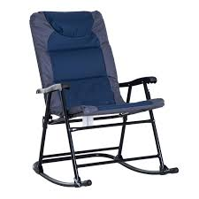 Outsunny Folding Padded Outdoor Camping Rocking Chair Set - Blue / Grey Timber Ridge Rocking Chair Folding Padded Patio Lawn Recling Camping With Armrest Side Storage Bag Supports 300lbs Gci Outdoor Freestyle Rocker Mesh Antique Genoa In Black Colour By Parin Costway Porch Zero Gravity Fniture Sunshade Canopy Beige Festival Brown Metal Doydendavis Red Sophia And William Table With Small Square End Tables Bluegrey Midcentury Modern Costa Rican Leather 2019 New Products Lounge Seat From Newlife2016dh 6671 Dhgatecom Roadtrip