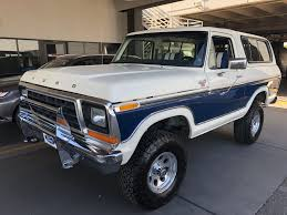 1978 Ford Bronco Classics For Sale - Classics On Autotrader