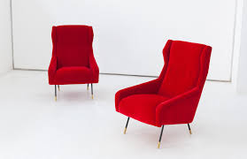 Pair Of Vintage Italian Lounge Chairs In Brass And Iron - 1950s ... Shop Silver Orchid Hayworth 45 Tufted High Back Red Velvet Accent Cheap Chair Find Deals On Line At Alvi Highback West Elm Canada Living Room Chairs Celebrity Rooms Costway Race Car Style Bucket Seat Office Desk French Balloon Throne 2 Avail Reproduction Antoine Fabric Armchair Habitat Chesterfield Wing Chair Ftstool Designersofas4u Gym Equipmentliving Ding Set Of 6 For Sale Pamono Windaze Button Cushioned