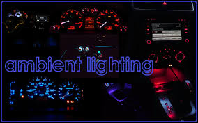 Innovative Interior Lighting Creates Style And Ambience That Car ... 2009 2014 F150 Front Interior Led Lights F150ledscom Added Light Strips Inside Ac Vents Ford Powerstroke Diesel Forum Ledglows Red Expandable Smd Kit Youtube Jixiafeng 2m Auto Car El Wire Rope Tube Line Truck Lite Headlights Lighting On 2017 Titan Nissan Diode Dynamics Mustang Light Cversion 52019 Rugged Ridge Jeep Wrangler Courtesy Lighting For Your Work Van Alvan Equip Best Interior Car Lights Interiors