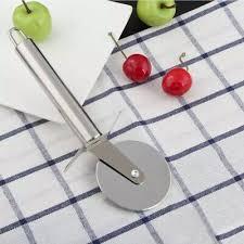 food preparation tools weiß rot schwarz pizzaroller edelstahl räder geschenk pizzaschneider roller 3 f home furniture diy itkart org