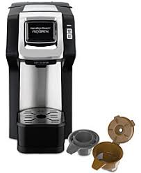 Hamilton BeachR FlexBrewR Single Serve Plus Coffee Maker