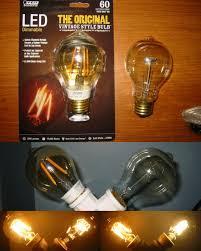 lighting gallery net led feit vintage style led