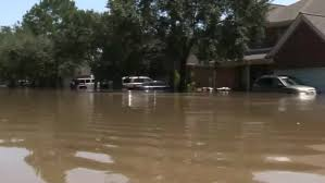 Pumpkin Patch Houston Oil Ranch by Some Cinco Ranch Flood Victims Being Allowed To Return Home