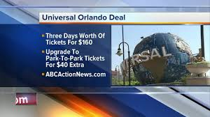 Universal Orlando Offers Multi-day Ticket Deal For Florida ... The Ultimate Fittimers Guide To Universal Studios Japan Orlando Latest Promo Codes Coupon Code For Coach Usa Head Slang Bristol Sunset Beach Promo Southwest Expired Drink Coupons Okosh Free Shipping Studios Hollywood Extra 20 Off Your Disneyland Vacation Get Away Today With Studio September2019 Promos Sale Code Tea Time Bingo Coupon Codes Nixon Online How To Buy Hollywood Discount Tickets 10 100 Google Play Card Discounted Paul Michael 3 Ways A Express Pass In