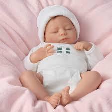Amazoncom AshtonDrake Interactive Baby Doll By Waltraud Hanl