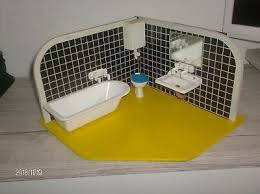 ddr puppenstube möbel zubehör badezimmer eur 12 49