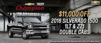 New And Used Chevrolet Dealership - Champion Chevrolet In Johnson City