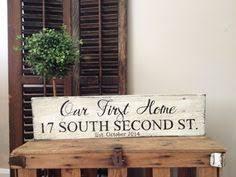 Our First Home SignCoordinates SignRealtor Closing GiftLatitude Longitude SignHousewarming GiftHome Coordinates SignGPS SignHome Sign
