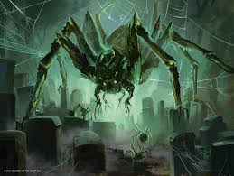 Goblin Commander Deck 2014 by Halloween Creepy Crawlies Spiders In Commander By Bruce Richard