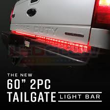 """Introducing The New And Improved LEDGlow 60"""" Tailgate Light Bar ... How To Install Access Backup Led Tailgate Light Bar Youtube Lighted Waterproof Running Reverse Brake Turn Signal Best Under Tailgate Light Bar 042014 F150 Bars 60 Double Row Truck Strip Red White Tail 60inch 2row Buy Partsam Signaldriving7443 Redwhite Stop Oracle Lighting 3824504 Extreme Series Xkglow Xk041017 5function Led Suppliers Dual For Pickups"""
