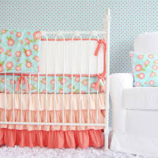 crib bedding sets floral creative ideas of baby cribs