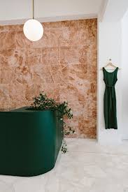 Polystyrene Ceiling Panels Cape Town by Pink Travertine And Rusty Velvet In A Coolly Minimalist Cape Town
