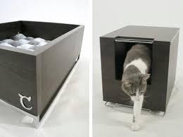 modern cat small cat litter box furniture moderncat cat products cat