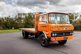 100 Restored Trucks Old Hino To Glory Hino NZ A Better Class Of Truck To