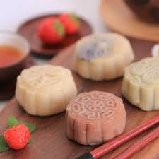 SimpleLife 1 Sets Mooncake Mould Press 50g Mit 6 Rose Blume Briefmarke 1 45 X20ac Briefmarke Gewicht