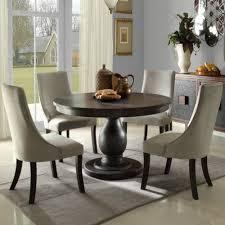homelegance dandelion 5 piece pedestal dining room set beyond stores
