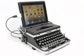 gadget de la semaine l usb typewriter la machine à écrire 2 0