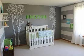 chambre bébé grise et 39 idées inspirations pour la décoration de la chambre bébé