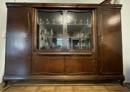 vitrine antik wohnzimmer ebay kleinanzeigen