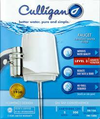 Culligan Faucet Water Filter by Culligan Fm 15a Faucet Mount Filter Only 18 99