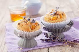 lavendel aprikosen muffins