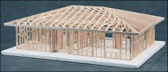 Images House Plans With Hip Roof Styles by House Framing Kit 2 Bedroom Hip Roof Kit 044720 Details