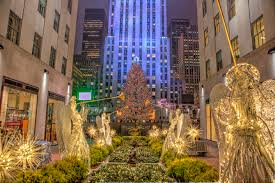 Rockefeller Christmas Tree Lighting 2016 by New York By Rail Take Amtrak To These Top Five Holiday Events And