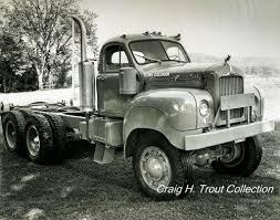100 6x6 Truck Conversion Mack B61 With HoweColeman Conversion Mack S Mack