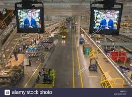 Ford Motor Company Dearborn Truck Plant Stock Photo: 2991472 - Alamy Ford Tops Resurgent Us Car Industry 2013 Sales Results Show Kalw How Fords Largest Truck Factory Was Completely Overhauled In 8 Weeks Michigan F150 Plant Holds Key To Passage Of Uaw Deal New Starts Rolling Out Dearborn Plant Autoweek Celebrates Reopening Truck Radio From Scratch 2012 Lariat 4x4 Ecoboost Trend Super Duty Production Restart After Supplier Fire 2015 Begins At The Video Plants Undergo Quiet Revolution Henry Historic Rouge Is Reinvented Along With The F Chassis Assembly Detroit And Motor Co Assembly Reportedly Vandalized