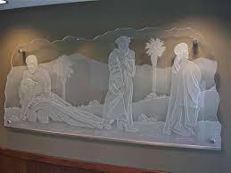 The Good Samaritan Glass Wall Art Additional Piece