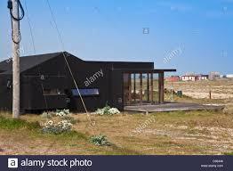 100 Rubber House Dungeness England Kent The Black Originally