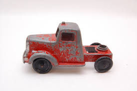 100 1960s Trucks For Sale Vintage Tootsie Toy Red Truck Tractor Made In USA Diecast Toy Car