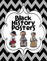 Great Posters To Use During Black History Month