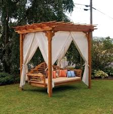 Round Swing Bed Porch Bed Porch Bed Swing Love By Round