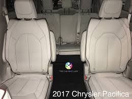Luxury Suv With Second Row Captain Chairs by The Car Seat Lady U2013 2017 Chrysler Pacifica 2nd Row Captains Chairs