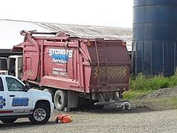 100 Garbage Truck Accident Man Run Over By Garbage Truck In Sinclairville News Sports Jobs