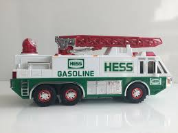 100 Hess Toy Truck Values 2 1996 Emergency Ladder Fire S For Sale Online