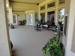 Outdoor concrete patios exterior concrete patio paint exterior