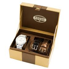 Dresser Valet Watch Box by Fossil Watch Box Google Search Leather Box Straps Accesories