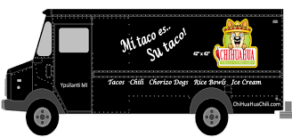 Chihuahua Chili Company, Ypsilanti Gourmet Taco Food Truck Food Truck El Charro Taco Truck Stuck In Massive Gridlock Opens For Business Detroit Hero Or Villain Trucks Roaming Hunger Usa Stock Photo 48456032 Alamy Nancy Lopez Is Growing A Empire Southwest Lonchera Adonai 115 Mt Cross Rd Danville Va Baja Is Bostons Newest Eater Boston Events Archive Detroit Fleat Factory Catering Inkster Michigan 13 Desnations Metro The Braves And Ford Frys Oldtimey Opening Thursday Trucks On Every Corner Wikipedia