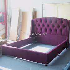 Purple Velvet King Headboard by Rococo King Bed Rococo King Bed Suppliers And Manufacturers At