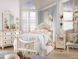 twin little girls bedroom ideas l shaped cream fabric leather