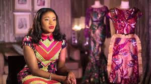 Lanre Da Silva She Is A Nigerian Fashion Designer