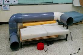 cat sofa cat tunnel sofa features a built in playground for your cat
