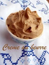 crème au beurre facile et très réussi