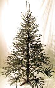 Christmas Tree Rustic German Twig 4 Ft Inside Artificial